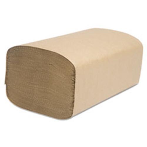 Cascades PRO Select Folded Towel  Singlefold  Natural  9 1 8 x 10 1 4  250 Pack  4000 Carton (CSDH165)