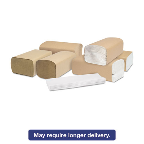 Cascades PRO Select Folded Paper Towels  Multifold  White  9 1 8x9 5  250 Pack  16 Carton (CSDH170)