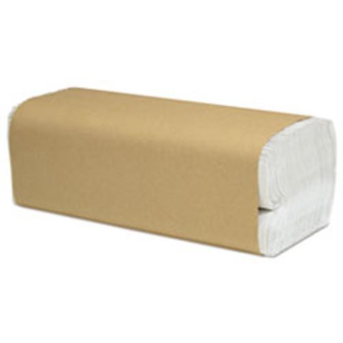 Cascades PRO Select Folded Paper Towels  C-Fold  White  10 x 13  200 Pack  12 Carton (CSDH180)