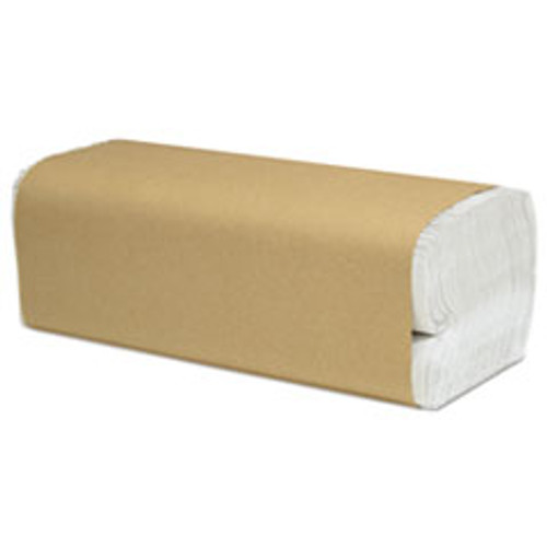 Cascades PRO Select Folded Paper Towels  C-Fold  White  10 x 13  200 Pack  12 Carton (CSDH180)