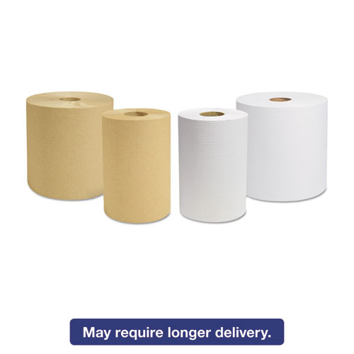 Cascades PRO Select Roll Paper Towels  Natural  7 7 8  x 350 ft  12 Carton (CSDH235)