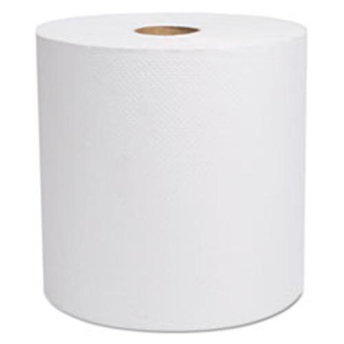 Cascades PRO Select Hardwound Roll Towels  White  7 7 8  x 800 ft  6 Carton (CSDH280)