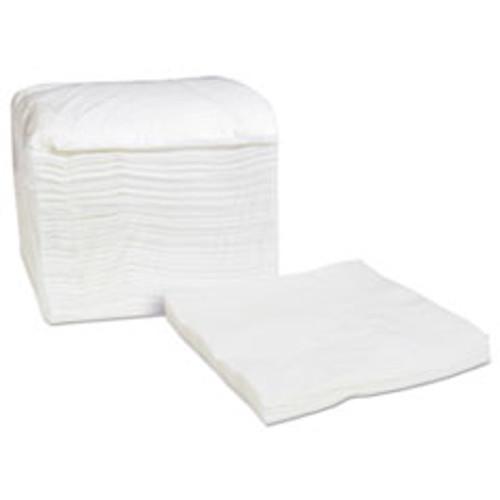 Cascades PRO Select Dinner Napkins  1-Ply  White  16 75 x 17  250 Pack  8 Carton (CSDN031)