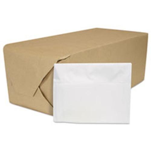Cascades PRO Select Full Fold Dispenser Napkins  1-Ply  5x6 1 2  White 500 Pack  6000 Carton (CSDN080)