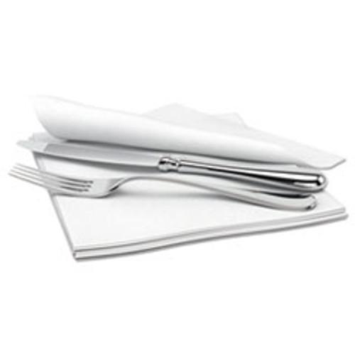 Cascades PRO Signature Airlaid Dinner Napkins Guest Hand Towels  1-Ply  15x16 5  1000 Carton (CSDN695)
