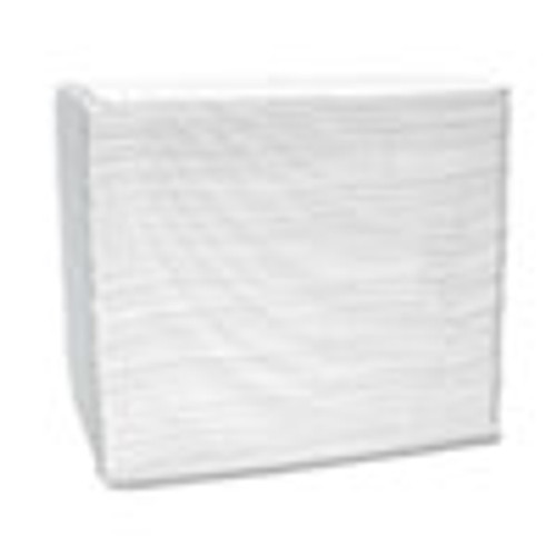 Cascades PRO Signature Airlaid Dinner Napkins Guest Hand Towels   15 x 16 3 4  White  504 CT (CSDN696)