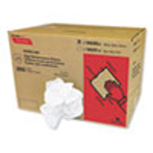 Cascades PRO Tuff-Job Spunlace Towels  White  Crumple Pack  14 3 8 x 14  250 Carton (CSDW630)
