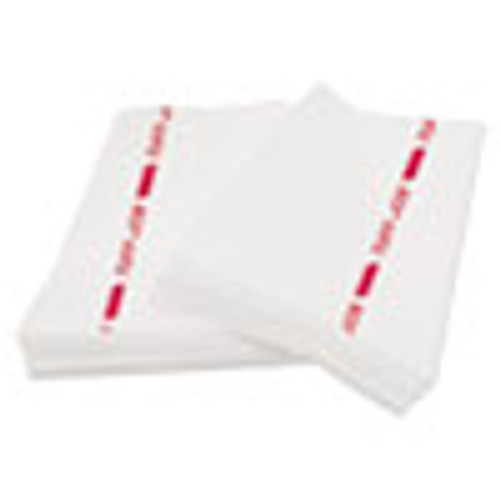 Cascades PRO Tuff-Job S900 Antimicrobial Foodservice Towels  White Red  12 x 24  150 CT (CSDW921)
