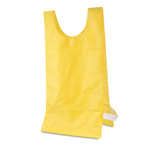 Champion Sports Heavyweight Pinnies  Nylon  One Size  Gold  12 Box (CSINP1GD)