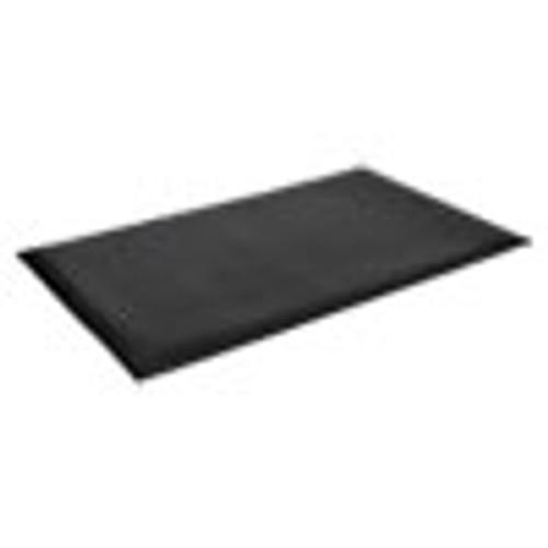Crown Wear-Bond Comfort-King Anti-Fatigue Mat  Diamond Emboss  36 x 60  Black (CWNWBZ035KD)