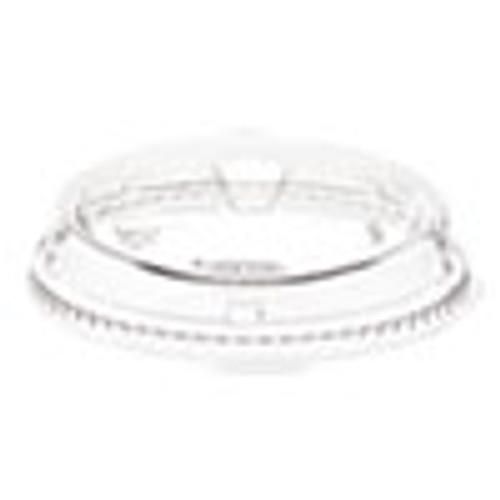 Dart Prima Strawless Plastic Lids  Fits 12-26 oz Cups  Clear  1000 Carton (DCC626NSL)