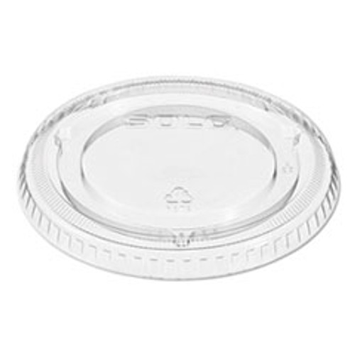 Dart Non-Vented Cup Lids  Fits 9-22 oz  Cups  Clear  1000 Carton (DCC662TP)