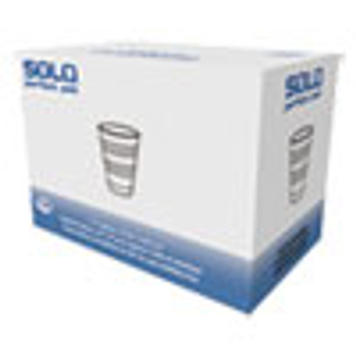 Dart Conex Galaxy Polystyrene Plastic Cold Cups  7 oz  Clear  100 Pack (DCCY7PK)