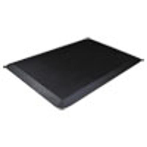deflecto Anti-Fatigue Mat  24 x 18  Black (DEFAFP1824)