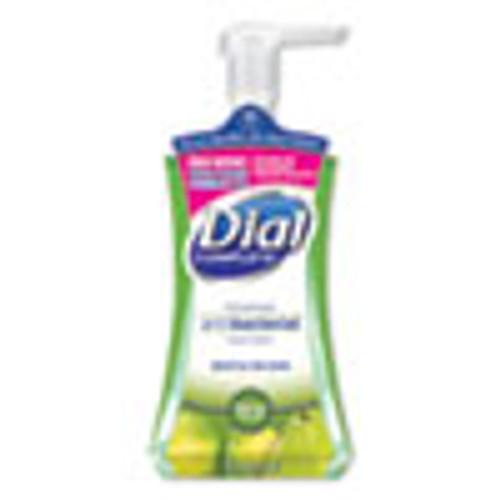 Dial Antibacterial Foaming Hand Wash  Fresh Pear  7 5 oz Pump Bottle  8 Carton (DIA02934CT)