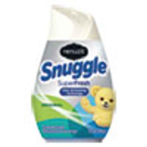 Renuzit Adjustables Air Freshener  Snuggle SuperFresh Scent  7 oz Solid  12 Carton (DIA06585)