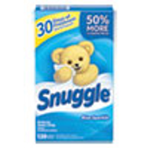 Snuggle Fabric Softener Sheets  Fresh Scent  120 Sheets Box  6 Boxes Carton (DIA45115)