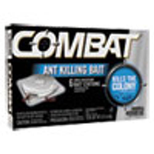 Combat Combat Ant Killing System  Child-Resistant  Kills Queen   Colony  6 Box (DIA45901)
