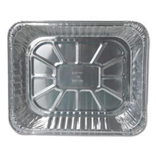 Durable Packaging Aluminum Steam Table Pans  Half Size  Deep  100 Carton (DPK6132100)