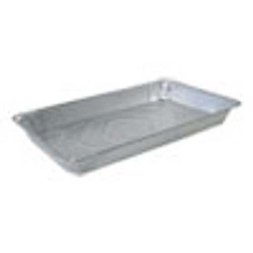 Durable Packaging Aluminum Steam Table Pans  Full Size  Medium  50 Carton (DPKFS780070)