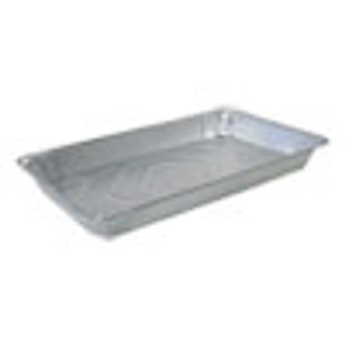 Durable Packaging Aluminum Steam Table Pans  Full Size  Medium  50 Carton (DPKFS780070)