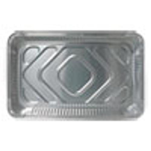Durable Packaging Aluminum Steam Table Pans  Full Size  Medium  50 Carton (DPKFS7800XX)