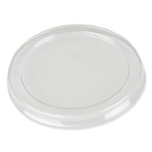 Durable Packaging Dome Lids for 3 1 4  Round Containers  1000 Carton (DPKP14001000)