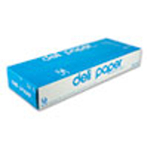 Durable Packaging Interfolded Deli Sheets  15  x 10 3 4   500 Sheets Box  12 Boxes Carton (DPKSW15XX)