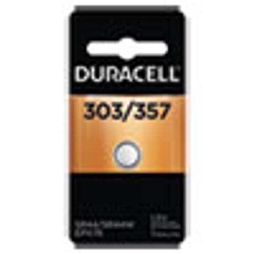 Duracell Button Cell Battery  303 357  1 5V  6 Box (DURD303357PK)