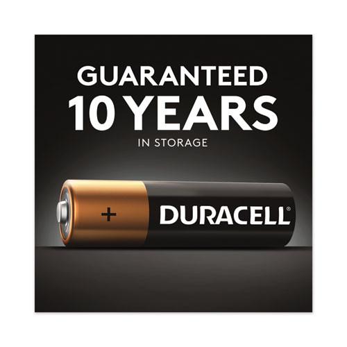 Duracell CopperTop Alkaline AA Batteries  2 Pack (DURMN1500B2Z)