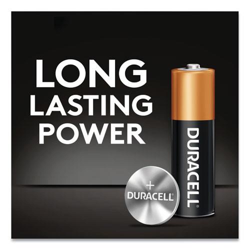 Duracell Specialty Alkaline AAAA Batteries  1 5V  2 Pack (DURMX2500B2PK)