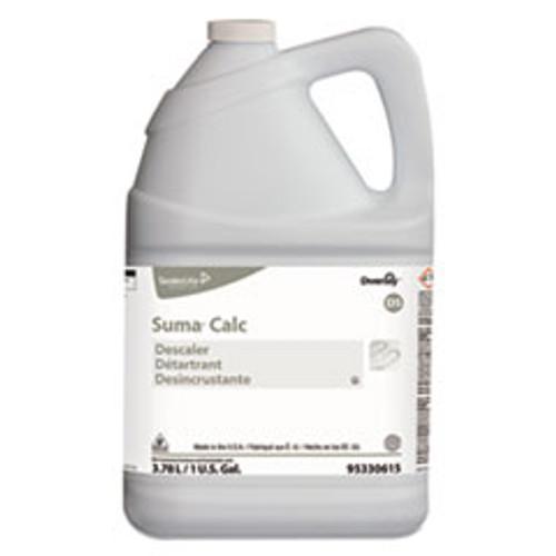 Diversey Suma Calc Descaler  Liquid  1 gal  4 Carton (DVO95330615)