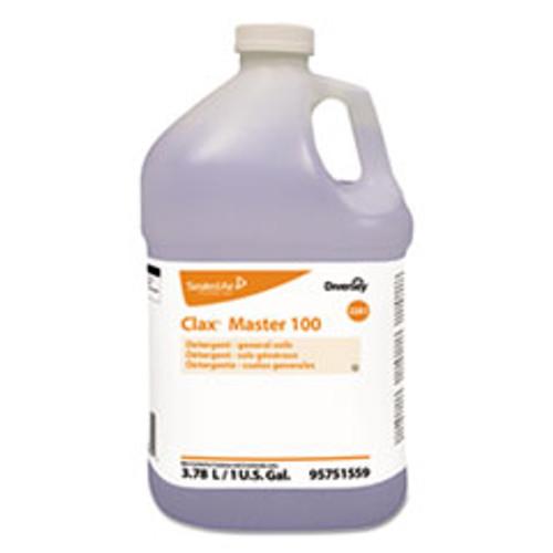 Diversey Clax Master 100  Liquid  Unscented  4 Carton (DVO95751559)