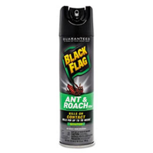 Diversey Black Flag Ant   Roach Killer  17 5 oz  Aerosol  12 Carton (DVOCB110339)