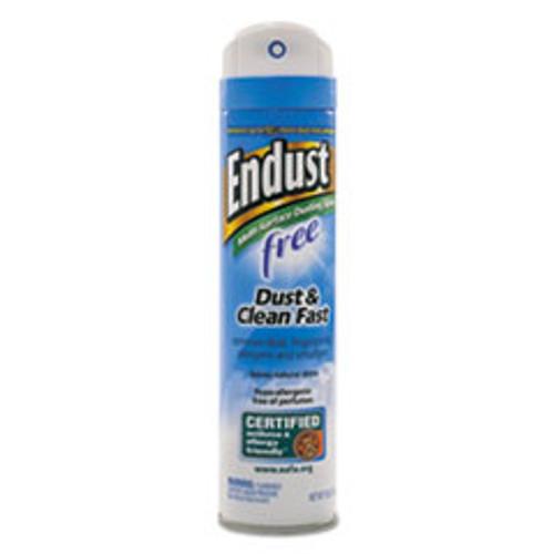 Diversey Endust Free Hypo-Allergenic Dusting and Cleaning Spray  10 oz Aerosol  6 CT (DVOCB507501)