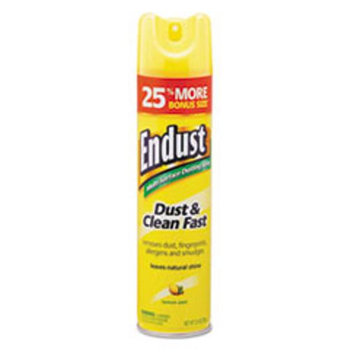 Diversey Endust Multi-Surface Dusting and Cleaning Spray  Lemon Zest  6 Carton (DVOCB508171)
