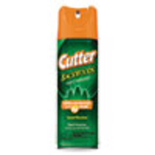 Diversey Cutter Backwoods Insect Repellent Spray  6 oz Aerosol  12 CT (DVOCB962802)
