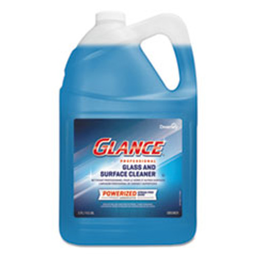 Diversey Glance Powerized Glass   Surface Cleaner  Liquid  1 gal  2 Carton (DVOCBD540311)