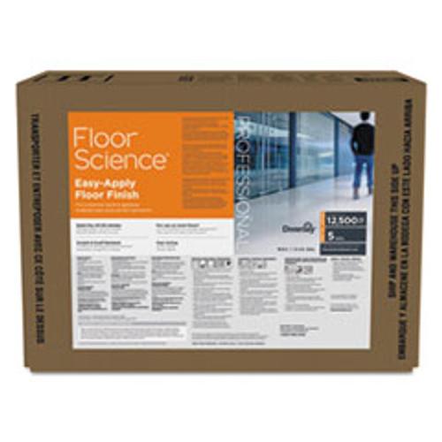 Diversey Floor Science Easy Apply Floor Finish  Ammonia Scent  5 gal Box (DVOCBD540403)