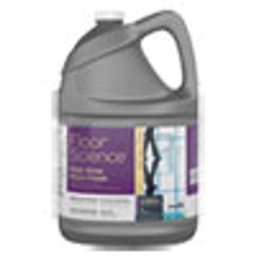 Diversey Floor Science Premium High Gloss Floor Finish  Clear Scent  1 gal Container 4 CT (DVOCBD540410)