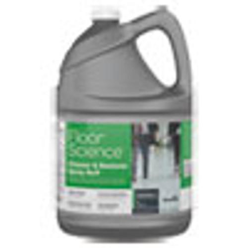 Diversey Floor Science Cleaner Restorer Spray Buff  Citrus Scent  1 gal Bottle  4 Carton (DVOCBD540458)
