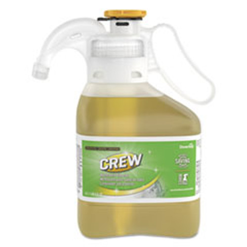 Diversey Concentrated Crew Bathroom Cleaner  Citrus Scent  1 4 L (DVOCBD540489)