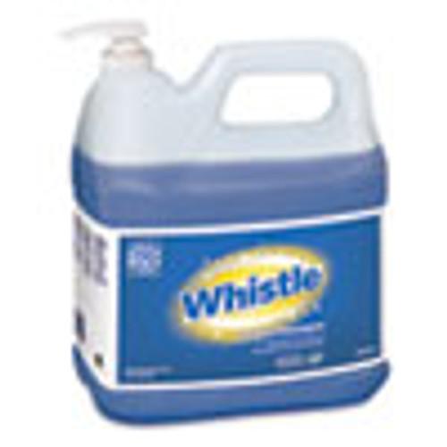 Diversey Whistle Laundry Detergent  HE   Floral  2 gal Bottle  2 Carton (DVOCBD95769100)