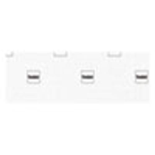 Diversey Taskisum Disposable Microfiber Mop  16  x 18 1 2  Head  10 Carton (DVOD1223726)