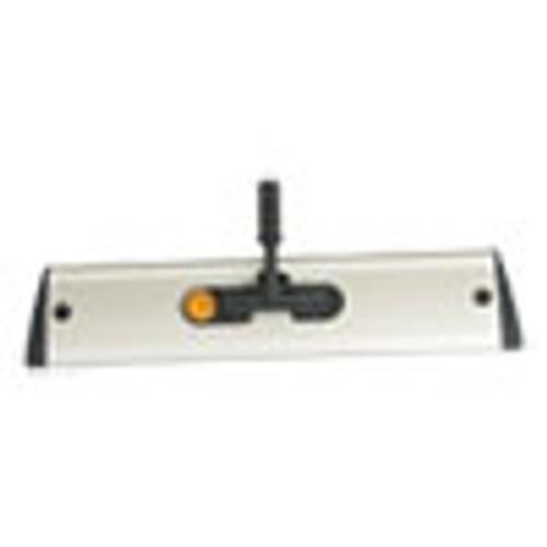 Diversey TASKI Ultra Plus Mop Frame  16  Mophead Size  Black White  16  Wide (DVOD7520280)