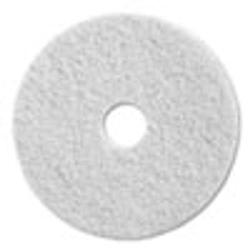 Diversey Twister Floor Pad  20  Diameter  White  2 Carton (DVODD5867869)
