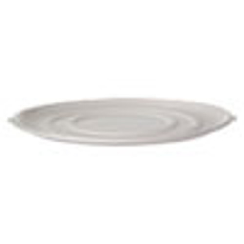 Eco-Products WorldView Sugarcane Pizza Trays  14 x 14 x 0 2  White  50 Carton (ECOEPSCPTR14)
