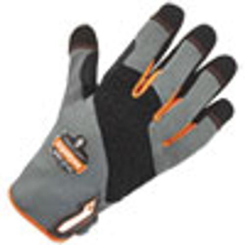 ergodyne ProFlex 820 High Abrasion Handling Gloves  Gray  Large  1 Pair (EGO17244)