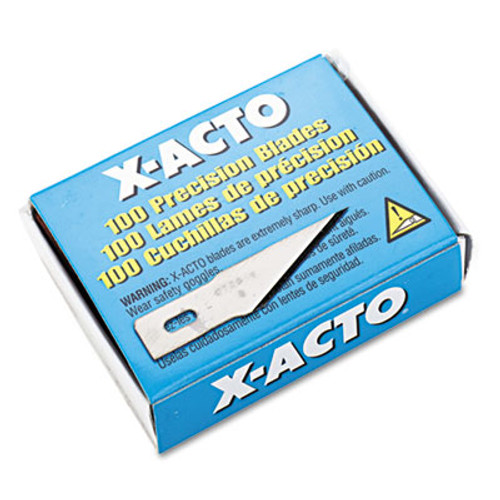 X-ACTO No  2 Bulk Pack Blades for X-Acto Knives  100 Box (EPIX602)