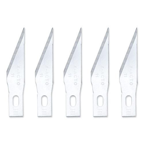 X-ACTO No  11 Bulk Pack Blades for X-Acto Knives  100 Box (EPIX611)